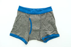 Короткое нижнее белье для ребенк и мальчика Стоковая Фотография RF