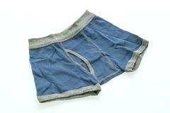 Короткое нижнее белье для ребенк и мальчика Стоковое Изображение RF