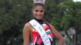 Королева красоты, модель, конкурс красоты сток-видео