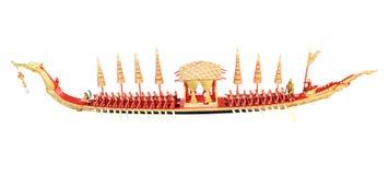 Королевская баржа Suphannahong стоковое изображение