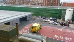 Королевская больница Белфаст Виктории Стоковые Фото