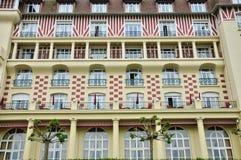 Королевская гостиница Barriere в Deauville Стоковая Фотография