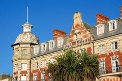 Королевская гостиница, Weymouth Стоковое фото RF