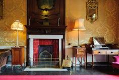 Королевская живущая комната Стоковая Фотография