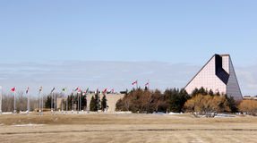 Королевская канадская мята в Виннипеге Стоковые Фото