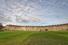 Королевская серповидная ванна, Великобритания Стоковое Изображение