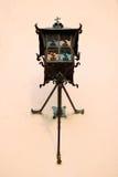 Королевская электрическая лампочка улицы Стоковые Фотографии RF