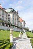 Королевский дворец в Варшаве Стоковое Фото