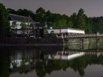 Королевский дворец в токио Стоковые Фотографии RF
