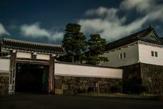 Королевский дворец в токио Стоковая Фотография