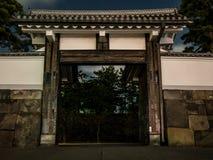 Королевский дворец в токио Стоковое Изображение RF