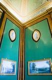 Королевский дворец Казерты Стоковые Изображения RF