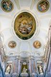 Королевский дворец Казерты Стоковое фото RF