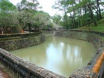 Королевский дворец, оттенок, Вьетнам Стоковые Фотографии RF