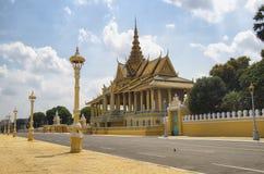 Королевский дворец Стоковое Фото