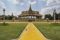 Королевский дворец Стоковые Фото