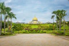 Королевский дворец Istana Negara Istana Negara стоковое изображение rf