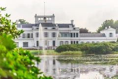 Королевский дворец Soestdijk в Нидерландах Стоковое Изображение RF