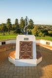 Королевский мемориал военно-морского флота: Холм памятника Стоковое Фото