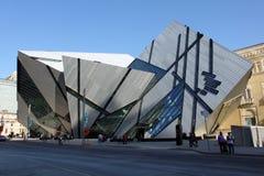 Королевский музей Онтарио стоковые изображения rf