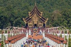 Королевский павильон Стоковое фото RF