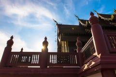 Королевский парк Rajapruek Стоковое Фото