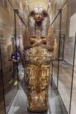 Королевский подьячая Butehamon в Museo Egizio в Турине Стоковое Изображение RF