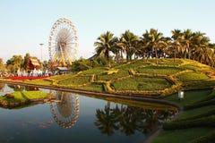 Королевский фестиваль флоры Стоковая Фотография RF