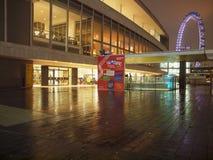 Королевский фестиваль Hall Лондон Стоковая Фотография