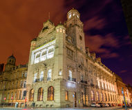 Королевское здание страхования, историческое здание в Ливерпуле Стоковое фото RF