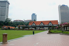 Королевское клуб Selangor стоковая фотография rf