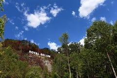 Королевское Belum стоковые фотографии rf