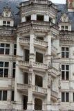 Королевск Замок de Blois стоковая фотография