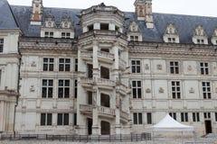 Королевск Замок de Blois стоковые изображения rf