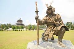 3 королевства парк, Паттайя Таиланд стоковые изображения