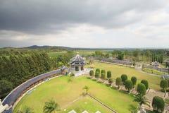 3 королевства парк, Паттайя Таиланд стоковое изображение