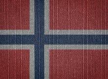 Королевство Норвегия Стоковое Изображение