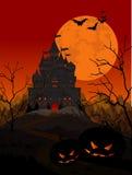 Королевство хеллоуина Стоковое Изображение