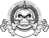 Королевство черепа Стоковые Фотографии RF