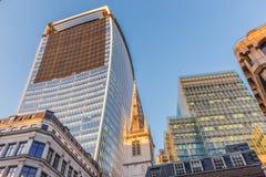 королевство london старой victoria здания соединенный башней Стоковое Изображение