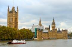 королевство london старой victoria здания соединенный башней Стоковые Изображения