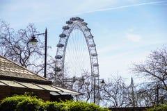 королевство london 6 135 2011 ferris глаза европы детали может колесо метров самое высокорослое соединенное Великобританией Глаз  Стоковая Фотография RF