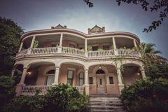 Король Вильям Район Дом Стоковая Фотография RF