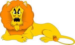 Король зверей Стоковое Изображение RF