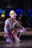 Король обезьян в Ramayana Стоковые Изображения RF