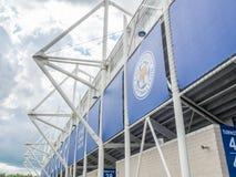 Король Сила Стадион на городе Лестера, Англии Стоковая Фотография