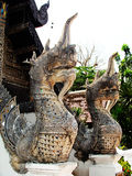 Король статуи nagas Стоковое Фото
