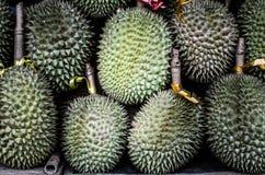 Король дуриана плодоовощ Стоковое фото RF