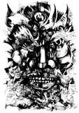 Король шамана Стоковые Изображения