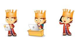 Король 3 Стоковое Фото